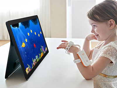 Neofect Smart Kids - Digitale Therapie