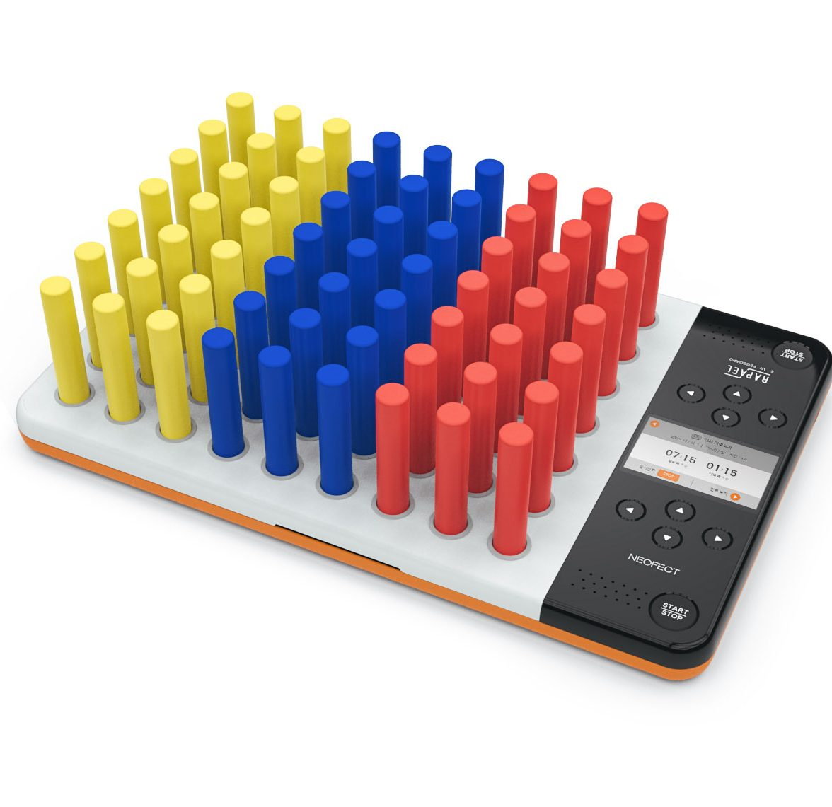 Neofect Smart Pegboard mit runden Pegs